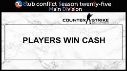 Logitech Gaming Sponsors Club Conflict Counter-Strike League