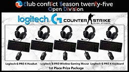 SilverStone Technology Sponsors Club Conflict Counter-Strike League